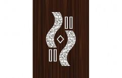 Panel Wooden Door by S. S. Tiwari Door Mart
