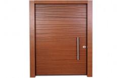 Brown  Plywood  Door  by Ranchi Doors