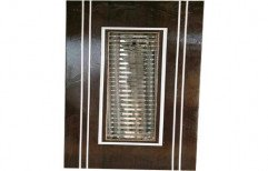 Plywood Safety Door    by Sana Furniture Manufacturing