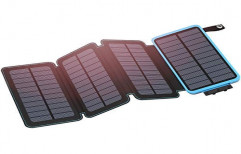 Portable Solar Charger by Micro Electronics System