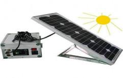 Portable Solar Generator by Sameer Solar