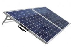 Portable Solar Panel by Akshar Electronics