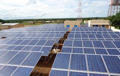 Portable Solar Panel by Jyotitech Solar Llp