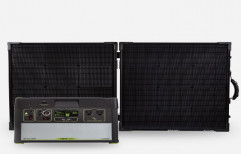 Portable Solar Panel with USB and (3 in1 free Included) by Nishica Impex Private Limited