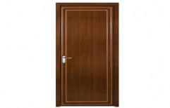 PVC BATHROOM DOOR by Kanhaiya Decore World