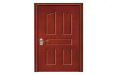 Brown And Multiple Color Standard PVC Laminated Door