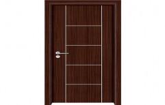 PVC Membrane Door by New Laxmi Steel And Pvc Door