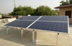 Rooftop Grid Tie Solar Power Plant    by Ekam Energy