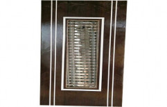 Safety Doors For Home by Mauli Krupa Fabrication & Glass Works