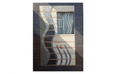Safety Door Jali Design  by Tirumala Fabrication & Electrical