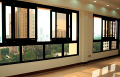Sliding Window      by Vision Stainless Steel Railing