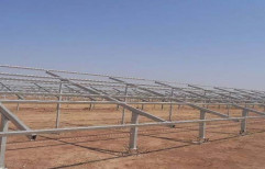 Solar Panel Mounting Structure by National Solar
