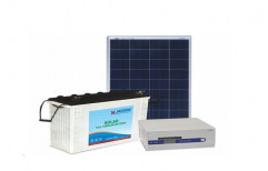 Solar Power Pack System  by Newtronics Green Energy