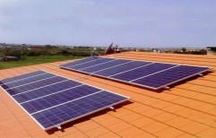 Solar Rooftop Panel by Akshar Solar Solutions
