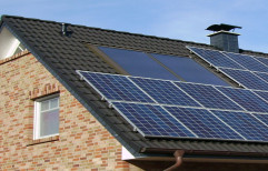 Solar Rooftop Panel Structures by Guru Sales Corporation