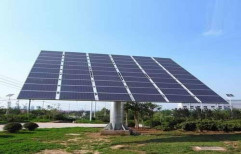 Solar Tracker by SIKCO Engineering Services Private Limited