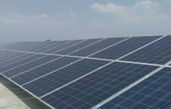 Tata Solar Power System Plant by Techno Associates Vidyut Pvt. Ltd.
