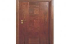 Teak Veneered Flush Door   by Jai Shree Timber & Plywood Co.