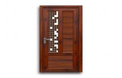 UPVC Designer Door   by Master Hardware