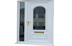 UPVC Door by Globus Infratech
