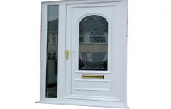 UPVC Mid Rail Door   by Global Green Eco Technologies Private Limited