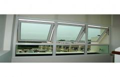 UPVC Top Hung Window by Prominance