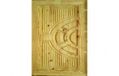 Wood Door by Sri Sakthi Ganapathy Glass & Plywoods
