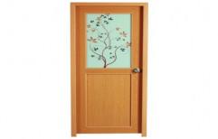 Wooden Decorative Door by Karuna Traders