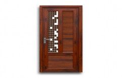 Durian Pinewood Doors by Shristy Shop