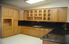 Hettich Modular Kitchen Designs by Balaji Enterprises