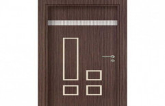 Wooden Panel Door by Ply Point Interiors