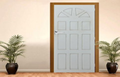 Wooden Panel Door by Sri A. M. Glass Plywood & Hardwares