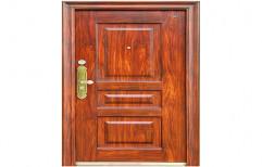 Wooden Panel Door by Sri Vinayaka Wood & Furniture Works