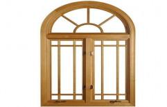 Wooden Window Door by Vishwakrama Furniture
