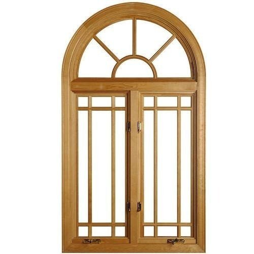 Wooden Window Door by Vishwakrama Furniture