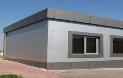 Aluminium Composite Panel Cladding Services by New Ajanta Glasses