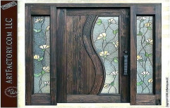 Aluminum Door by Virat Technofab Private Limited