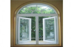 Arch Window by ST Thomas Glass House
