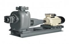 Standard Dewatering Mud Pump, Industrial, Electric