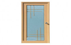 Digital Door        by Kaka PVC Profile Private Limited