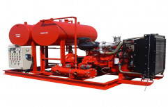 Fire Fighting Pump Set  by Sudarshna Technocrat Private Limited