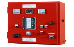 Fire Pump Electric Control Panel by ADS Fire Fighting System