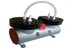 High Vacuum Pump by Proton Engineering Works