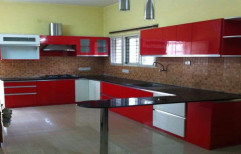 Modular Kitchen by Vanshika Kitchen Point
