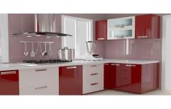 Modular Kitchens by Ideal Interior Decorator Work