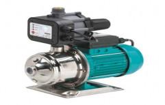 Oil Ring Vacuum Pump VHL Series by VASU PUMPS AND ENGINEERS