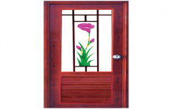 Polywood Silver Foil  PVC Doors           by Bhardwaj PVC Doors & Fibre Shade