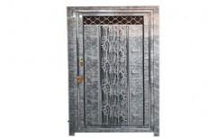 PVC Bathroom Door by Ansar Fabricators