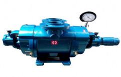 Single Stage Water Vacuum Pumps by Dhanlaxmi Industries