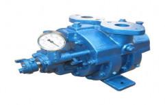 Single Stage Water Vacuum Pumps by Unique Vacuum Technology